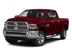 2015 RAM 2500 BIG HORN - Front View
