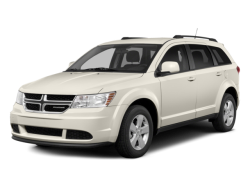 2015 DODGE JOURNEY CROSSROAD AWD - Front View