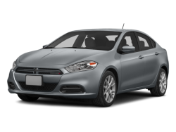 2015 DODGE DART  - Front View
