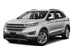 2015 FORD EDGE SEL - Front View