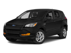 2015 FORD ESCAPE SE - Front View