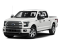 2015 FORD F-150 4 Door Cab - Front View
