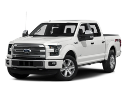 2015 FORD F-150 Supercab XL 2.7L Turbo Ecoboost 4x4 - Front View