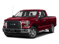 USED 2015 FORD F-150 XLT Dickinson North Dakota - Front View