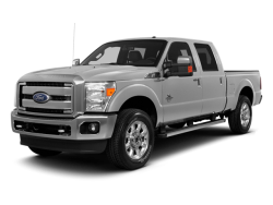 2015 FORD F-250 Lariat - Front View