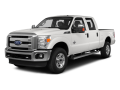 New 2015 FORD F-350 CREW CAB LARIAT Madison South Dakota - Front View