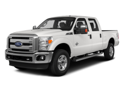 2015 FORD F-350  - Front View