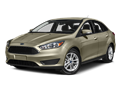 2015 FORD FOCUS  - Front View