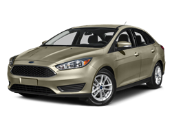 USED 2015 FORD FOCUS SE Dickinson North Dakota - Front View