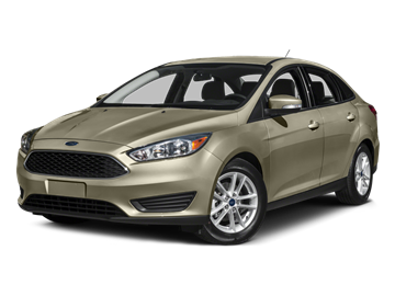 2015 FORD FOCUS SE - Front View