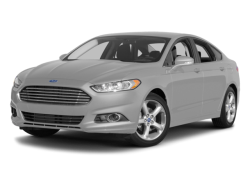 2015 FORD FUSION  - Front View