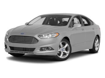 2015 FORD FUSION SE - Front View