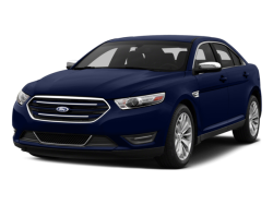 2015 FORD TAURUS  - Front View