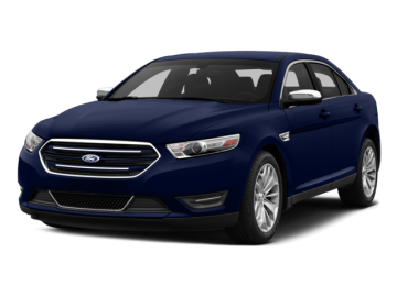 2015 FORD TAURUS SEL - Front View