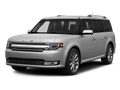 2015 FORD FLEX  - Front View