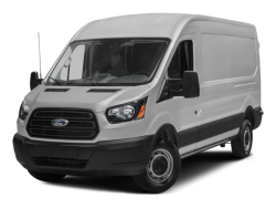 2015 FORD TRANSIT T-150  - Front View