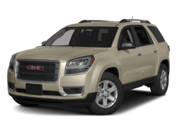 2015 GMC ACADIA Utility - Front View