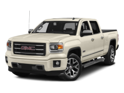 2015 GMC SIERRA 1500 Pickup - Front View