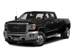 2015 GMC SIERRA 3500HD  - Front View