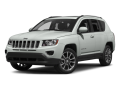 2015 JEEP COMPASS  - Front View