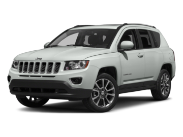 2015 JEEP COMPASS SPORT - Front View