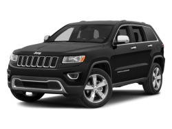 2015 JEEP GRAND CHEROKEE  - Front View