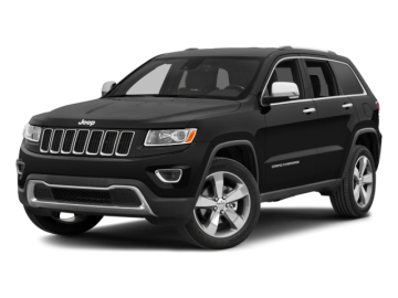 2015 JEEP GRAND CHEROKEE LIMITED 4X4 - Front View