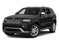 2015 JEEP GRAND CHEROKEE SUMMIT - Front View