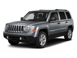 2015 JEEP PATRIOT  - Front View