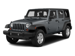 2015 JEEP WRANGLER UNLIMITED Unlimited Sahara - Front View