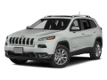 2015 JEEP CHEROKEE  - Front View
