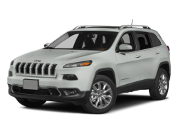 2015 JEEP CHEROKEE Limited - Front View