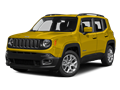 2015 JEEP RENEGADE  - Front View