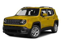 2015 JEEP RENEGADE Trailhawk - Front View