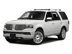2015 LINCOLN NAVIGATOR  - Front View