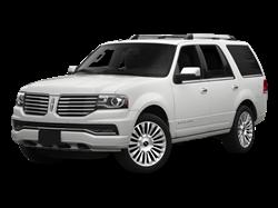 2015 LINCOLN NAVIGATOR Premium; L - Front View