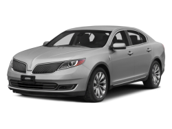 2015 LINCOLN MKS  - Front View