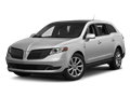 2015 LINCOLN MKT  - Front View