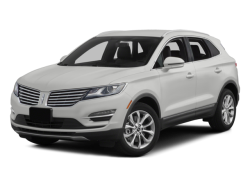 2015 LINCOLN MKC  - Front View