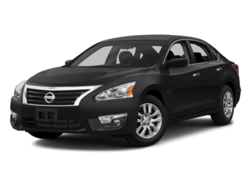 2015 NISSAN ALTIMA 2.5 - Front View
