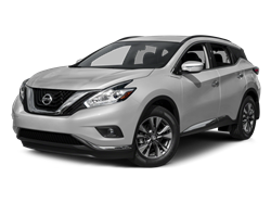 2015 NISSAN MURANO  - Front View