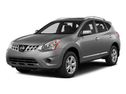 2015 NISSAN ROGUE  - Front View