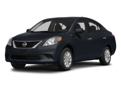 2015 NISSAN VERSA S - Front View