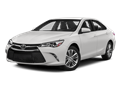 2015 TOYOTA CAMRY  - Front View
