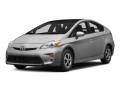 2015 TOYOTA PRIUS  - Front View