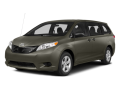 2015 TOYOTA SIENNA  - Front View