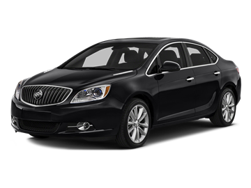 2016 BUICK VERANO LEATHER - Front View