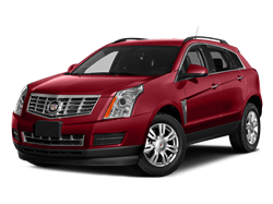 2016 CADILLAC SRX AWD - Front View