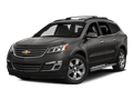 2016 CHEVROLET TRAVERSE  - Front View