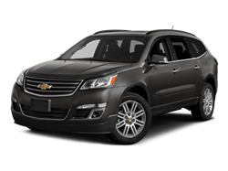 Used 2016 CHEVROLET TRAVERSE LT Marshall Minnesota - Front View